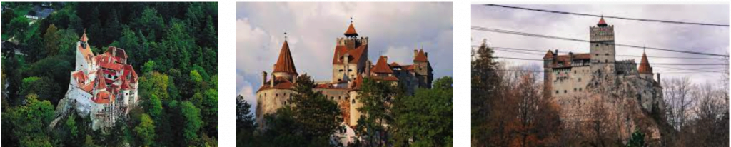 День 6-7: Брашов и замок Дракулы