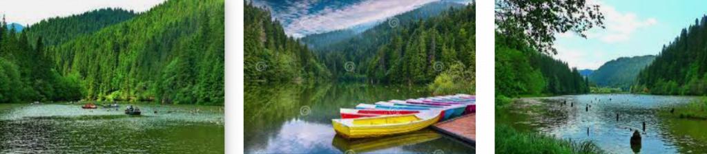 Красное озеро и Отбытие из Клуж-Напока